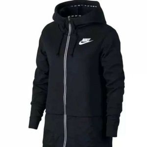 Nike Womens Advance 15 Hooded Jacket MSRP $90!